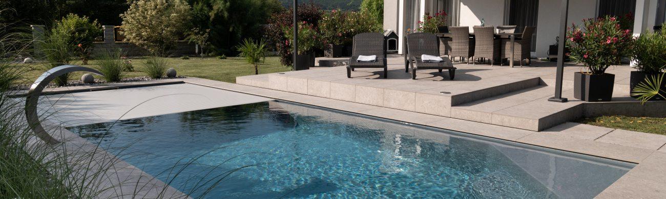 Pool Avalos, ein großräumiges Schwimmbecken aus Österreich