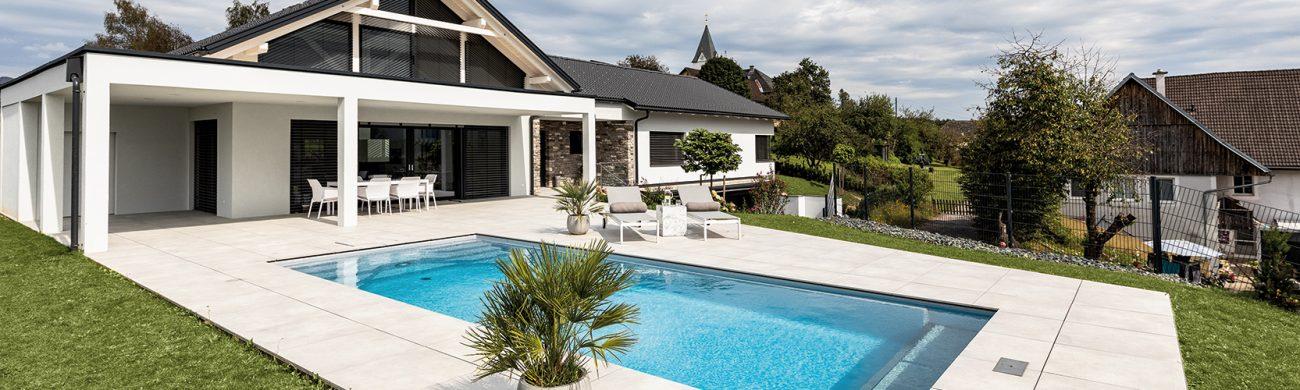 Pool Cayo bietet in drei Größen maximales Schwimmvergnügen