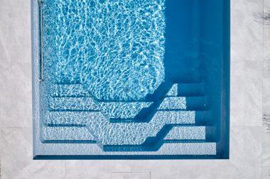 Pool Cayo mit elegantem Stufenkonzept