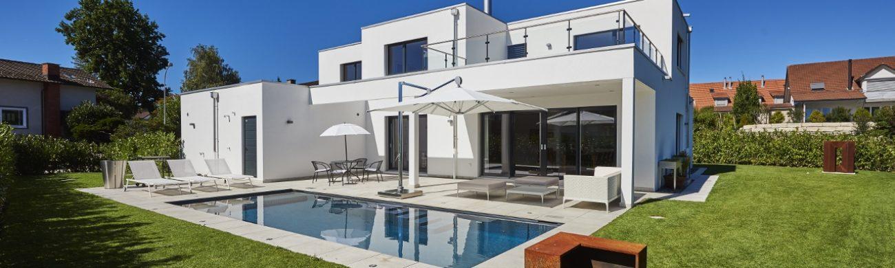 Pool LOFT 1.8 S passt besonders gut zu modernen Anlagen