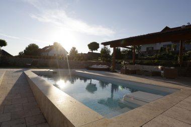 RIVA 700.tsc der klassische Pooltyp