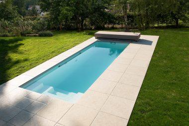 Pool Unico RC für kleine Gärten