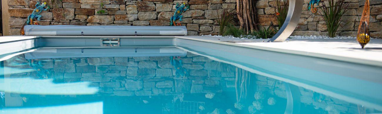 Pool Unico RC - ein kleiner Pool mit vielen Ausstattungsmöglichkeiten