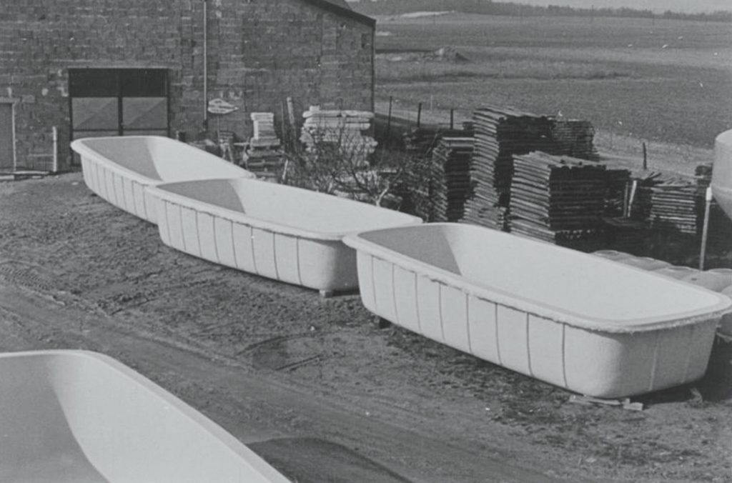Leidenfrost Poolgeschichte 1972