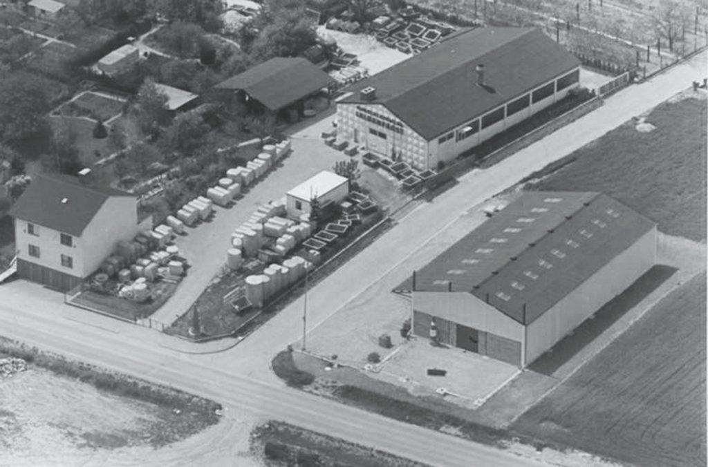 Leidenfrost Poolgeschichte 1981