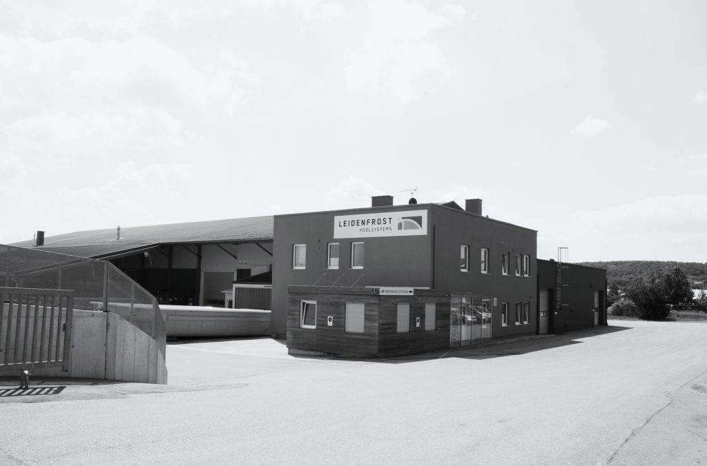 Leidenfrost Poolgeschichte 1996