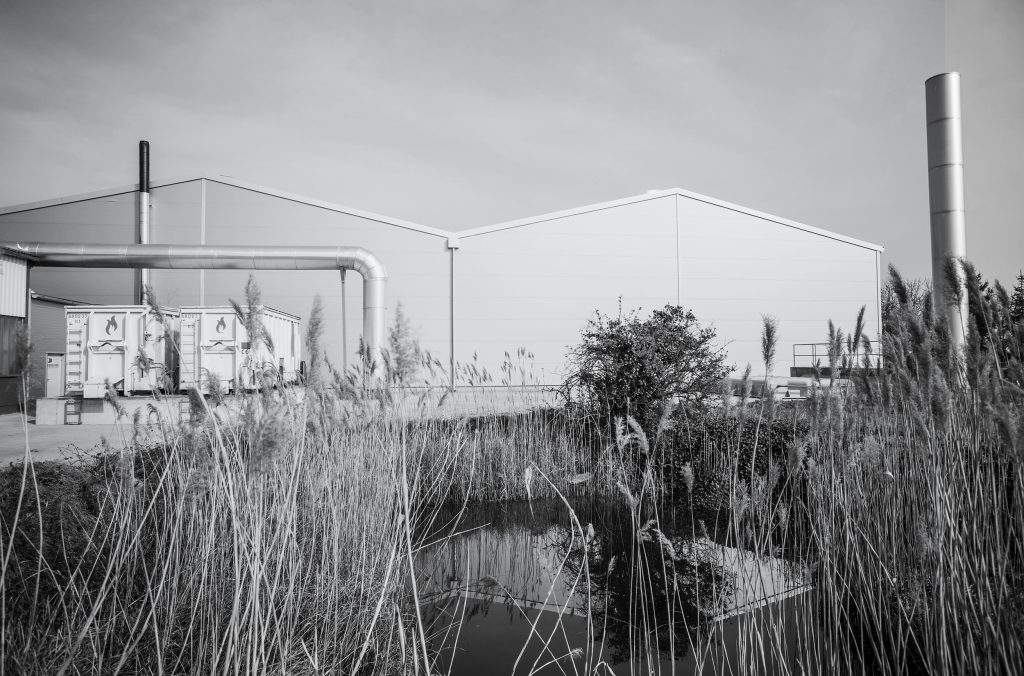 Leidenfrost Produktionserweiterung in Eggenburg 2014