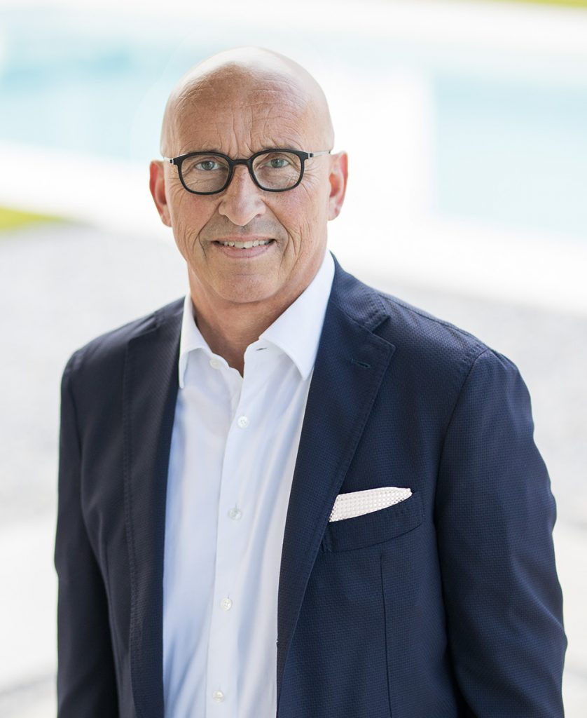 Leidenfrost-pool Geschäftsführer Hans Poinstingl