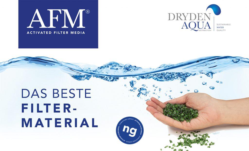 AFM Material von Dryden Aqua