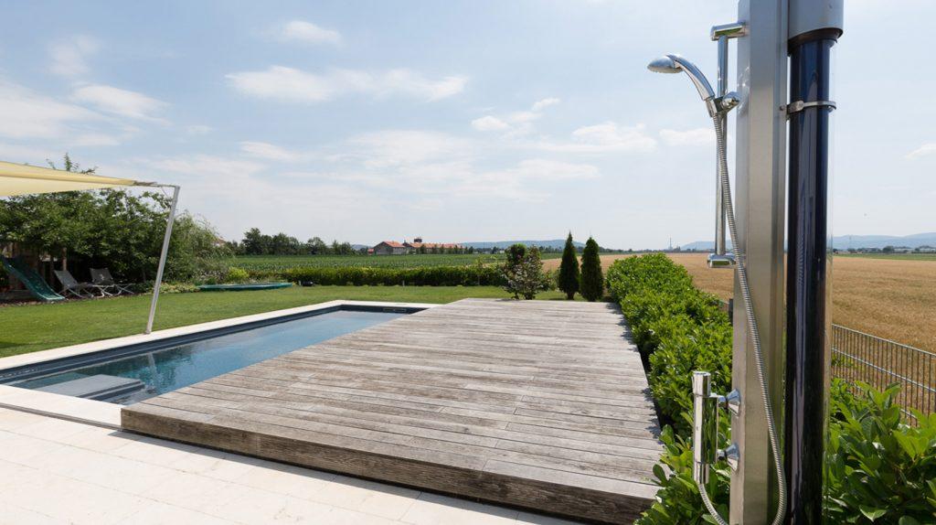 Die EKS Solarbrause ist ein hochwertiges Produkt in unserem Duschsortiment, dass in Österreich gefertigt wird.