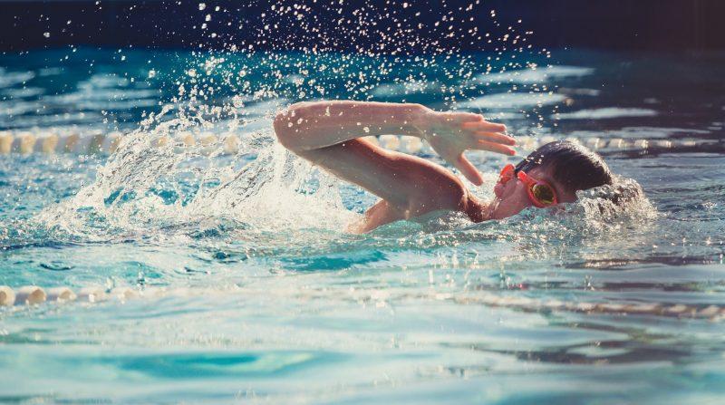Richtig schwimmen früh erlernt