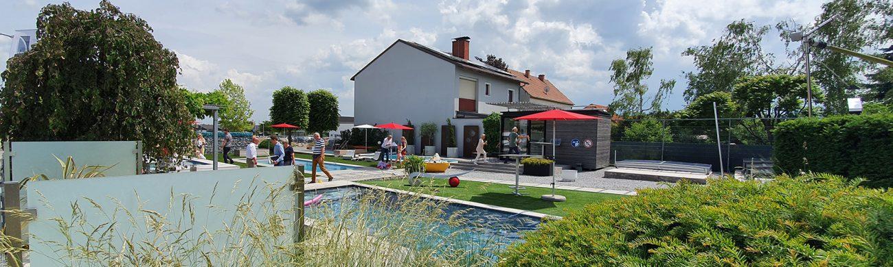 POOLevent im Trendgarten Eggenburg