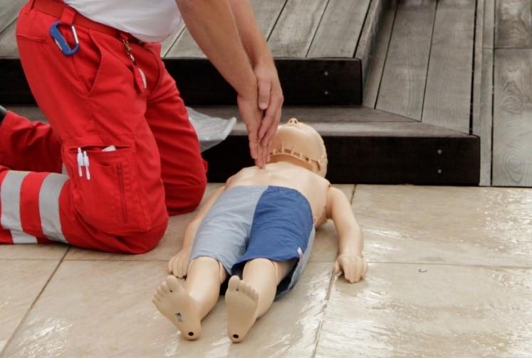 Reanimation durch Rettungsdienst