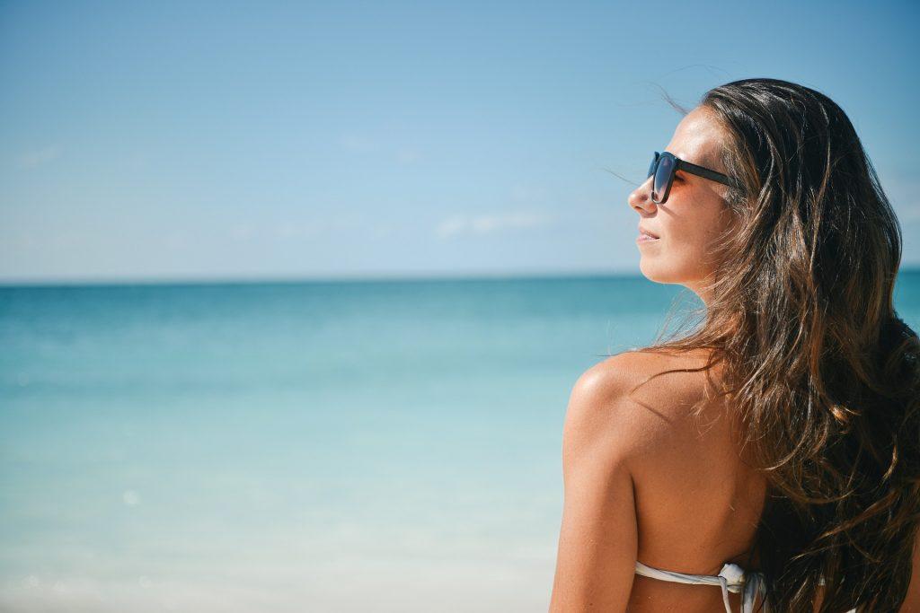 Sonnenbad ohne Sonnenstich