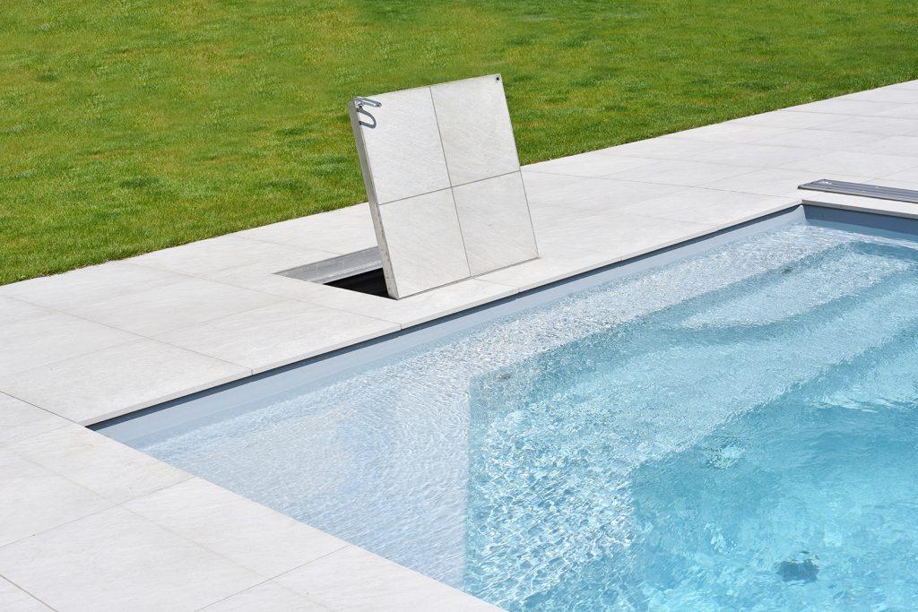 MSC Schacht für Leidenfrost Pool