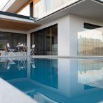 Urlaubspflege für den Pool